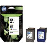 HP nr.56+57/SA342AE sampak, sort + farve
