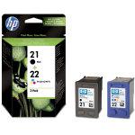 HP nr.2122/SD367AE sampak, sort+farve