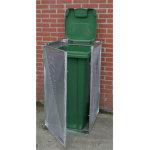 Containerskjuler m/hulplader