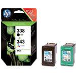 HP nr.338+343/SD449EE sampak, sort farve