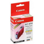 Canon BCI-3EPM blækpatron, fotorød, 320s