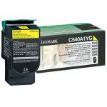 Lexmark C540A1YG lasertoner, gul, 1000s