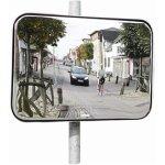 Trafikspejl akryl, firkantet 60x80 cm