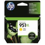HP nr.951XL/CN048AE blækpatron, gul, 1500s