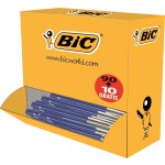 Bic M10 kuglepen value pack, medium, blå
