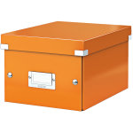 Leitz Click & Store opbevaringsboks small, orange