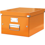 Leitz Click & Store opbevaringsboks medium, orange