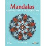 Mandalas malebog Årstidernes gang, bind II