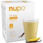 Nupo Diet shake mango & vanilje, 384 g