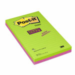 Post-it Super Sticky Notes 125 x 200mm