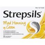 Strepsils Sugetabletter, honning/citron, 36 stk.