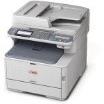 OKI MC562dnw MFP farve printer