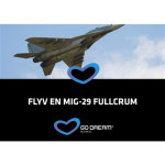Oplevelsesgave - MIG-29
