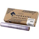 Wrapmaster 1000 husholdningsfilm, 3 ruller, PVC