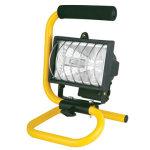 Arbejdslampe m/håndtag 120w