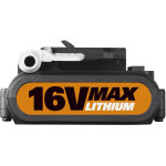 Worx batteri, 16v li-ion