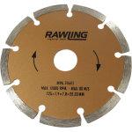 Rawlink diamantklinge t/ tørskæring, 125 mm