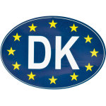 Rawlink DK-skilt, EU udgave