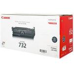 Canon 732 lasertoner, sort, 6100s
