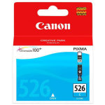 Canon CLI-526 blækpatron, blå, 9ml