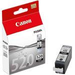 Canon PGI-520BK blækpatron blister, sort, 19ml