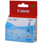 Canon CLI-521C blækpatron, blå, 9ml