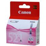 Canon CLI-521 blækpatron, rød, 9ml
