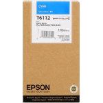 Epson C13T611200 blækpatron, blå, 110ml