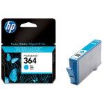 HP 364/CB318EE blækpatron, blå, 300s