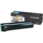 Lexmark C930H2KG lasertoner, sort, 38000s