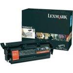 Lexmark T650H31E lasertoner, sort, 25000s