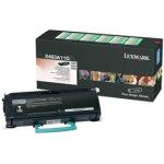 Lexmark X463A11G lasertoner, sort, 3500s