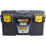 """Probuilder værktøjskasse m/ organizaer, 18"""""""