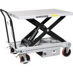 Mobilt el-løftebord, 1000 kg, 430-1220 mm