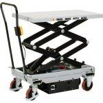 Mobilt el-løftebord, 300 kg, 495-1600 mm