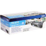Brother TN321C Lasertoner, cyan, 1500 s.