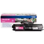 Brother TN321M Lasertoner, magenta, 1500 s.