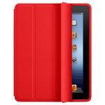 Apple iPad Air 2 Smart Cover, læder, rød