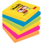 Post-it Super Sticky Notes 76x76mm, Rio de Janeiro