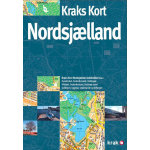 Kraks Kort Nordsjælland