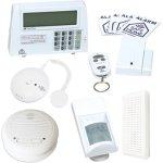 SafeHome Alarmpakke 2