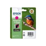 Epson T1593 blækpatron, magenta, 17 ml