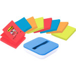 Post-it Super Sticky Z-notes + gratis dispenser