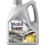 Mobil motorolie 5w-40, 4 l