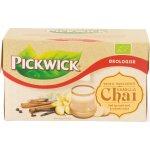 Pickwick økologisk Vanilla Chai te, 17 breve