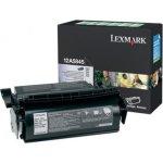 Lexmark 12A5845 lasertoner, sort, 25000s