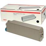 OKI 41963608 lasertoner, sort, 15000s