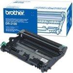 Brother DR2100 lasertromle, sort, 12000s
