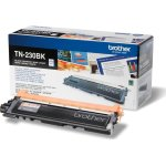 Brother TN230BK lasertoner, sort, 2200s
