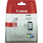 Canon CL-546XL blækpatroner, multi, 300 sider